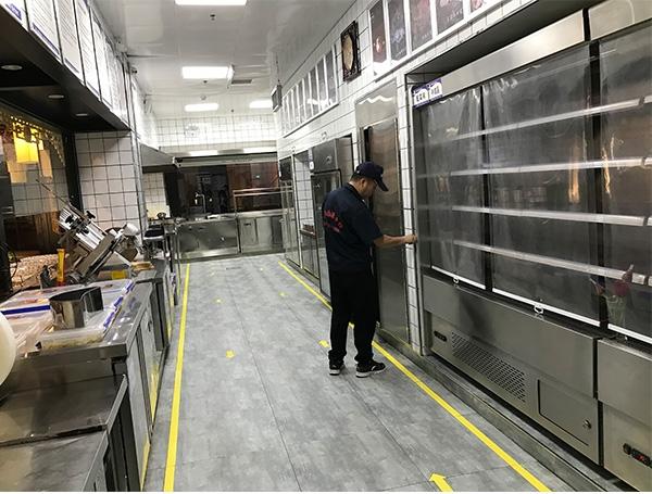 陕西餐馆消杀