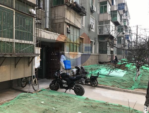 咸阳社区消杀